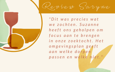 Review van Saryne